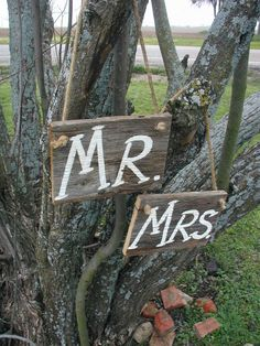 Hey, I found this really awesome Etsy listing at https://www.etsy.com/listing/110014660/mr-and-mrs-western-rustic-wedding-sign