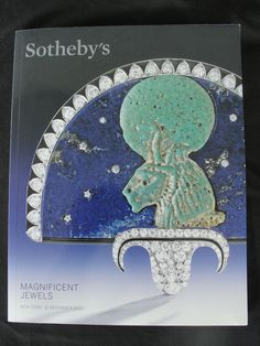 2013 New York Sotheby's Magnificent Jewels Auction Catalog