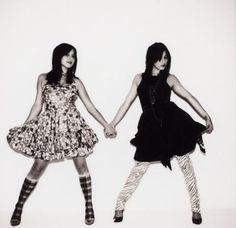 Lisa and Jessica Origliasso