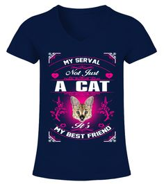 """# Serval Not Just A Cat .  HOW TO ORDER:1. Select the style and color you want2. Click """"Buy it now""""3. Select size and quantity4. Enter shipping and billing information5. Done! Simple as that!TIPS: Buy 2 or more to save shipping cost!This is printable if you purchase only one piece. so don't worry, you will get yours.Guaranteed safe and secure checkout via: Paypal 