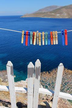 Tilos island - Greece www. Samos, Greece Islands, Beautiful Places, Amazing Places, Greece Travel, Crete, Santorini, Athens, All The Colors