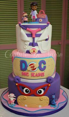Doc mac cake