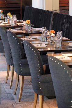 Dine on French fare at Bistrot Terrasse. Hotel Juana (Antibes, France) - Jetsetter