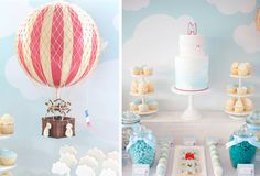 Sempre Noiva: Aniversário Menino   Balões
