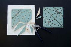 WN25 PROJECT - Anne DERIAN . Mosaic Artist . Artiste mosaïste