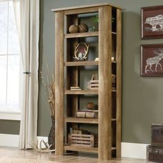 "Maturango 72"" Accent Shelves Bookcase"