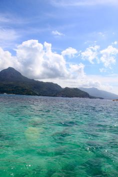 #seychelles #clearwater #island #paradise