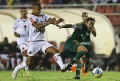 Valdívia - Ituano 2x2 Palmeiras - Novelli Júnior - Campeonato Paulista 08/04/2015