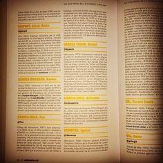 A l'índex dels 200 protagonistes de la internet catalana del llibre @SobiraniaCAT per @saulgordillo #SobiraniaCAT