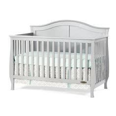 Shop for Child Craft Camden 4-in-1 Lifetime Convertible Cool Gray Crib. Get free delivery at Overstock.com - Your Online Baby Furniture Shop! Get 5% in rewards with Club O!