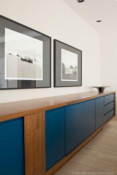 Decoração de Interiores em Apartamento no Panamby - Decoradora Marilia Veiga