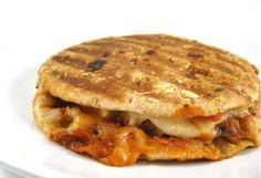 Skinny Breakfast Pizza Melt (Points+6)