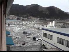 2011 Japan Tsunami: Ofunato [stabilized with Deshaker] - YouTube
