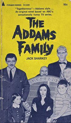 Addams Family paperback