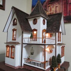 Fairfield Finished - Fairfield - Gallery - The Greenleaf Miniature Community