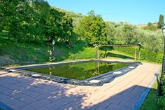 Garden historic stately villa in Lucca hills. Tuscany property for sale, real estate Italy. www.lucaevillas.it