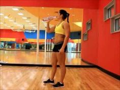 15 minute HIIT cardio workout to burn belly fat fast. Equipment free.