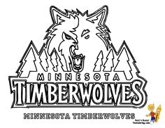timberwolves basketball at coloring pages book for kids boys - Basketball Coloring Pages Kids