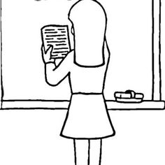 Teacher Math In White Board