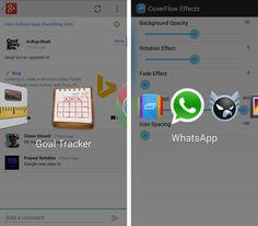 Switchr gratis para Android, cambia de una a otra aplicación de forma sencilla