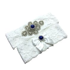 [tps_header]Wearing a garter is a classic wedding tradition, and with the help of these nine creative wedding garter ideas, you can be sure to surprise your groom with something fun and personalized. From garters feat...