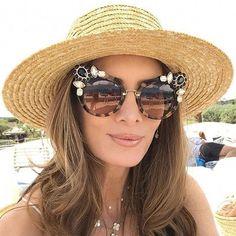 28502c90cc SOLO TU New Stylish Cateye Women Female Rhinestone Sun Glasses Brand  Designer Luxury Personality Cosy Shades Sunglasses