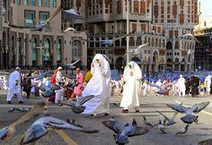 37 Photos to Remind You How Beautiful Saudi Arabia Is - Scoop Empire Mecca City, Hajj Pilgrimage, Eid Al Adha, Big Picture, Saudi Arabia, How Beautiful, Cool Photos, Around The Worlds, Street View