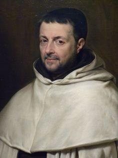 """Philippe de Champaigne, """"portrait of Reverend Father Giovanni Antonio Philippini"""", 1651"""