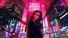 ArtStation - All Night Long, Tony Skeor