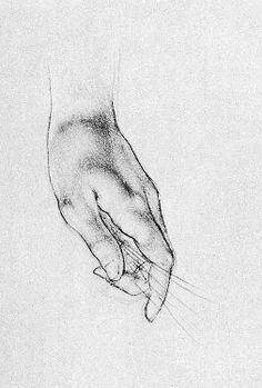 petrov vodkin hand study