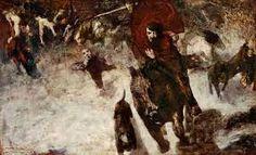 The Wild Chase -  - Franz Von Stuck