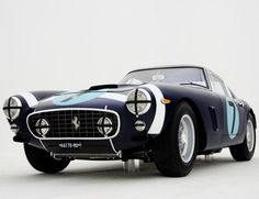 Ferrari 250GT swb de Stirling Moss