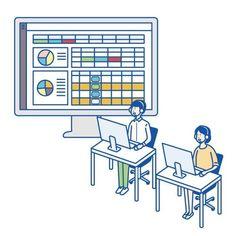 call center  #イラストレーション #イラスト #図解  #インフォグラフィック... Illustration, Illustrations