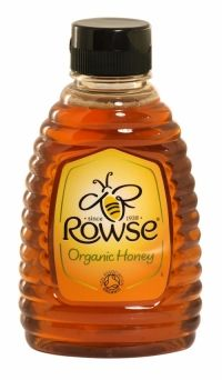 ROWSE ORGANIC HONEY 340G SQUEEZY