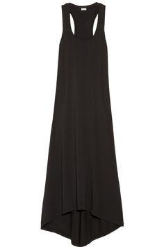 Splendid|Stretch cotton and modal-blend jersey maxi dress|NET-A-PORTER.COM