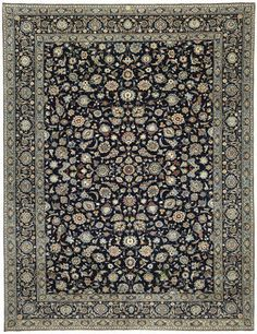 Keshan Patina signed: Makari carpet 318x418