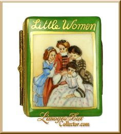 Little Women Book Limoges Box (Beauchamp)