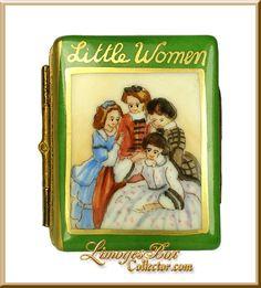 Little Women Book Limoges Box (Beauchamp)