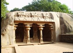 Varaha Temple -- Group of Monuments at Mahabalipuram
