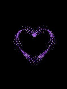 Glittering purple heart http://joliscoeurs.j.o.pic.centerblog.net/c7929d1d.gif