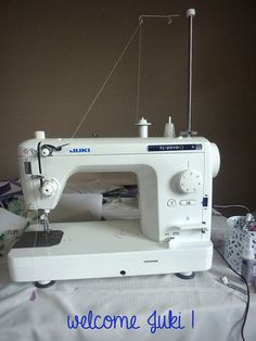 Choosing a new sewing machine with Amy of 13 Spools Sewing Machine Reviews, Studio Interior, Juki, Janome, Sewing Crafts, Fashion Studio, Amy, Craft Ideas, Interiors