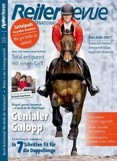 Genialer #Galopp Bergauf, gesetzt, dynamisch - so lassen Sie Ihr #Pferd fliegen! 🏇 Jetzt in @ReiterRevue:  #horse #Horses #Pferde #riding #ridinghorses #reiten #Reiter