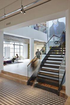 London ASOS Headquarters,© Jamie Smith