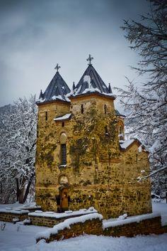 Notre Dame de Serbia in Donja Kamenica, Serbia