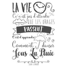 Franch Quotes : Stickers citation sur la vie - The Love Quotes Top Quotes, Life Quotes, Stickers Citation, Quote Citation, French Quotes, Visual Statements, Bullet Journal Inspiration, Positive Attitude, Quotations