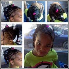 Heart braids :)