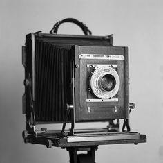 1952 Deardorff 8x10 view camera
