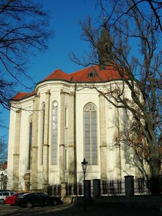 Prague castle, St Rochus church in Strahov