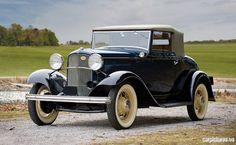 1932 Ford Model 18 Cabriolet