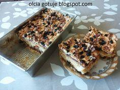 Pyszne ciasto Wawelskie - wypróbujcie koniecznie!